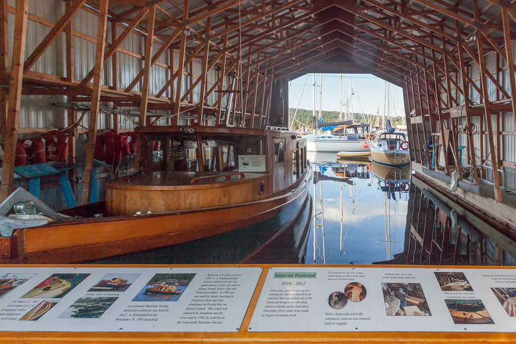 Heritage boats