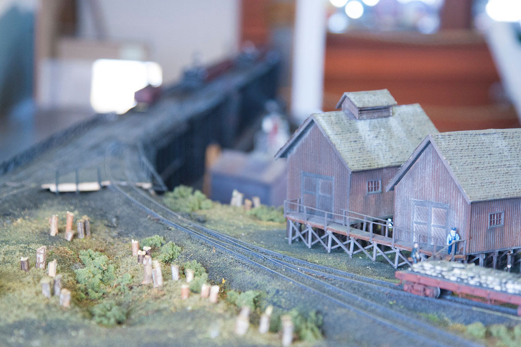 Heritage Centre models