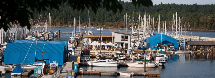 One of BC's Most Environmental Marinas