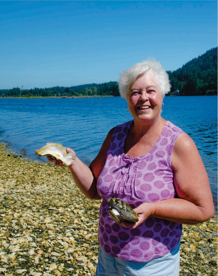 """""""My Mom Was An Oyster Farmer"""" – Book Launch"""
