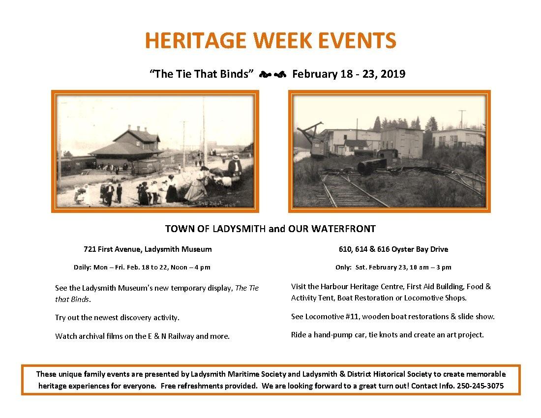 Heritage Week in Ladysmith