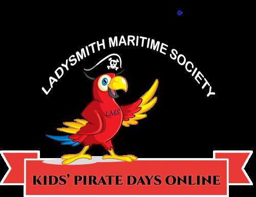 2020 Kids' Pirate Days Logo
